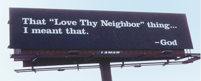 bb love thy neighbor